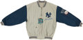 Baseball Collectibles:Tickets, Mickey Mantle Signed New York Yankees Jacket....