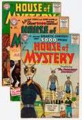 Silver Age (1956-1969):Horror, House of Mystery Group (DC, 1956-60) Condition: Average VG....(Total: 41 Comic Books)