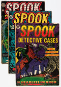 Golden Age (1938-1955):Horror, Spook Group (Star Publications, 1953-54).... (Total: 7 Comic Books)