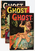 Golden Age (1938-1955):Horror, Ghost #2 and 5-10 Group (Fiction House, 1952-54).... (Total: 7Comic Books)