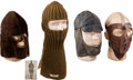 Military & Patriotic:WWI, WWI Era Foul Weather Flying Equipment.... (Total: 5 Items)