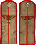 Military & Patriotic:WWI, Post-WWI Russian Air Force Officers' Shoulder Boards....