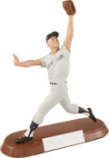 "Baseball Collectibles:Others, Mickey Mantle Signed ""Salvino"" Statue...."