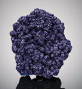 Minerals:Cabinet Specimens, AZURITE. Czar Mine, Bisbee, Warren District, Cochise Co.,Arizona, USA. ...