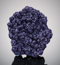 AZURITE Czar Mine, Bisbee, Warren District, Cochise Co., Arizona, USA