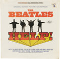 "Music Memorabilia:Recordings, Beatles ""Help"" Sealed Stereo LP (Capitol SMAS-2386, 1968). Our bestcalculated guess is that this is a second pressing examp... (Total:1 Item)"