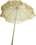 "Movie/TV Memorabilia:Props, ""My Fair Lady"" Prop Parasol. When production began on the filmversion of the stage musical My Fair Lady in the early '6...(Total: 1 Item)"