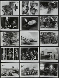 """Apocalypse Now (United Artists, 1979). Black and White Stills (15) (8"""" X 10""""). War. Directed by Francis Ford C..."""