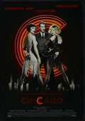"Movie Posters:Musical, Chicago (Miramax, 2002). One Sheet (27"" X 40""). Musical. Directed by Rob Marshall. Starring Catherine Zeta-Jones, Renée Zell..."