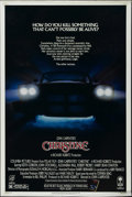 "Movie Posters:Horror, Christine (Columbia, 1983). One Sheet (27"" X 41""). Horror. Directed by John Carpenter. Starring Keith Gordon, John Stockwell..."