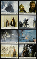 "Movie Posters:Science Fiction, The Empire Strikes Back (20th Century Fox, 1980). Mini Lobby CardSet of 8 (8"" X 10""). Science Fiction. Directed by Irvin Ke...(Total: 8 Items)"