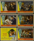 """Movie Posters:Romance, The Enchanted Cottage (RKO, 1945). Title Lobby Card (11"""" X 14"""") and Lobby Cards (5) (11"""" X 14""""). Romance. Directed by John C... (Total: 6 Items)"""