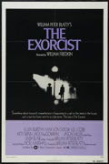 "Movie Posters:Horror, The Exorcist (Warner Brothers, 1973). One Sheet (27"" X 41""). Horror. Directed by William Friedkin. Starring Ellen Burstyn, M..."