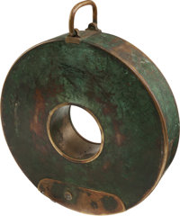 Rare Accles Feed Drum Magazine for Colt Model 1883 Gatling Gun