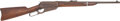 Long Guns:Lever Action, Winchester Model 1895 Saddle Ring Carbine....