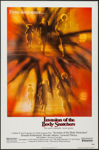 "Invasion of the Body Snatchers & Other Lot (United Artists, 1978). One Sheets (3) (27"" X 41"", 27"" X 4..."