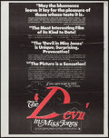 """Movie Posters:Adult, The Devil in Miss Jones (MB Productions, 1973). Poster (22"""" X 28"""") Review Style. Adult.. ..."""