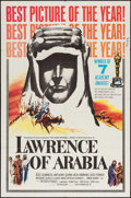 "Movie Posters:Academy Award Winners, Lawrence of Arabia (Columbia, 1962). One Sheet (27"" X 41"") Style D. Academy Award Winners.. ..."