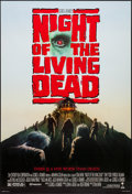 """Movie Posters:Horror, Night of the Living Dead (Columbia, 1990). One Sheet (27"""" X 41"""").Horror.. ..."""