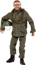 Movie/TV Memorabilia:Memorabilia, A GI Joe Original Prototype, Hasbro, 1964.... (Total: 3 Items)