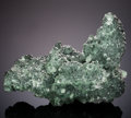 Minerals:Museum Specimens, FLUORITE with CALCITE. China. ...
