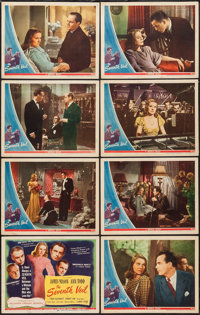 "The Seventh Veil (Universal, 1946). Lobby Card Set of 8 (11"" X 14""). Drama. ... (Total: 8 Items)"