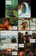 "Movie Posters:War, Apocalypse Now (United Artists, 1979). German Lobby Cards (23)(8.25"" X 11.25""). War.. ... (Total: 23 Items)"