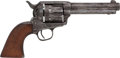 Handguns:Single Action Revolver, Composite Colt Single Action Revolver. ...