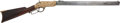 Long Guns:Lever Action, Rare Engraved Presentation Henry Second Model Lever Action Rifle to Henry E. Darby From his Friends, Cincinnati, Ohio, May 6,...