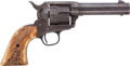 Handguns:Single Action Revolver, Colt Single Action Revolver. ...