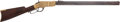 Long Guns:Lever Action, Engraved Martially Inspected Henry Lever Action Rifle....