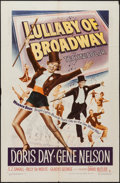 """Movie Posters:Musical, Lullaby of Broadway (Warner Brothers, 1951). One Sheet (27"""" X 41""""), Title Lobby Card & Lobby Cards (6) (11"""" X 14""""). Musical.... (Total: 8 Items)"""