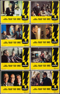 """Movie Posters:Drama, Network (United Artists, 1976). Lobby Card Set of 8 (11"""" X 14""""). Drama.. ... (Total: 8 Items)"""