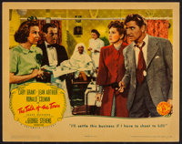 "The Talk of the Town (Columbia, 1942). Lobby Card (11"" X 14""). Comedy"