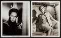 """Movie Posters:Hitchcock, Tippi Hedren in Marnie & The Birds Lot (Universal, 1964).Photos (2) (8"""" X 10""""). Hitchcock.. ... (Total: 2 Items)"""