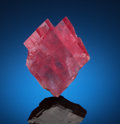 Minerals:Small Cabinet, RHODOCHROSITE. Good Luck Pocket, Main Stope, Home Sweet Home Mine, Alma, Colorado, USA. ...