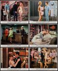 """Movie Posters:Action, Murderers' Row (Columbia, 1966). Color Photo Set of 12 (8"""" X 10"""").Action.. ... (Total: 12 Items)"""