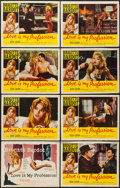 """Movie Posters:Sexploitation, Love is My Profession (Kingsley International, 1959). Lobby CardSet of 8 (11"""" X 14""""). Sexploitation.. ... (Total: 8 Items)"""