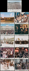 "Movie Posters:Historical Drama, Nicholas and Alexandra (Columbia, 1971). Mini Lobby Card Set of 11(8"" X 10""). Historical Drama.. ... (Total: 11 Items)"