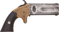 Handguns:Derringer, Palm, American Arms Company Over & Under Combination Derringer. ...