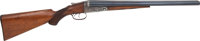 12 Gauge Parker VH Double Barrel Shotgun with 20-inch Barrels