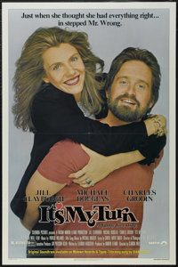 """It's My Turn (Columbia, 1980). One Sheet (27"""" X 41""""). Romantic Comedy. Directed by Claudia Weill. Starring Jil..."""