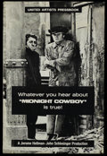 Movie Posters:Academy Award Winner, Midnight Cowboy (United Artists, 1969). Pressbook (Multiple Pages).Drama. Directed by John Schlesinger. Starring Dustin Hof...
