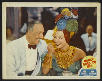 "Nancy Goes to Rio (MGM, 1950). Lobby Cards (2) (11"" X 14""). Musical Comedy. Starring Ann Sothern, Jane Powell..."