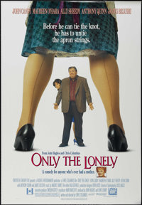 "Only the Lonely (20th Century Fox, 1991). One Sheet (27"" X 40""). Romantic Comedy. Directed by Chris Columbus..."