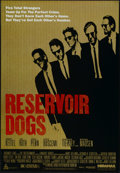 """Movie Posters:Crime, Reservoir Dogs (Miramax, 1992). One Sheet (27"""" X 40""""). CrimeThriller. Directed by Quentin Tarantino. Starring Harvey Keitel..."""