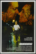 "Movie Posters:Sports, Running (Universal, 1979). One Sheet (27"" X 41""). Sports Drama. Directed by D.S. Everett and Steven Hilliard Stern. Starring..."