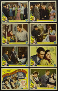 """Movie Posters:Romance, Seven Sweethearts (MGM, 1942). Lobby Card Set of 8 (11"""" X 14""""). Romantic Musical. Directed by Frank Borzage. Starring Kathry... (Total: 8 Items)"""