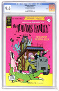 Bronze Age (1970-1979):Humor, Addams Family #1 File Copy (Gold Key, 1974) CGC NM+ 9.6 Off-white to white pages. Overstreet 2006 NM- 9.2 value = $140. CGC ...
