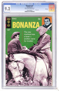 Bronze Age (1970-1979):Western, Bonanza #37 File Copy (Gold Key, 1970) CGC NM- 9.2 Off-white to white pages. Photo cover. Overstreet 2006 NM- 9.2 value = $8...